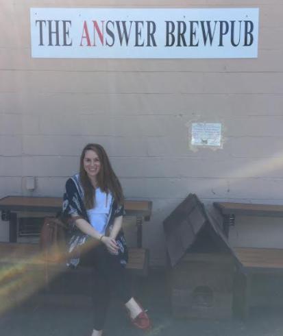 Brewery Adventure: The AnswerBrewpub